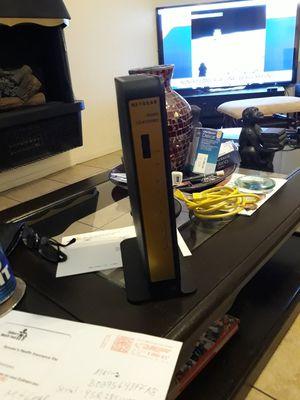 Módem router Netgear N900 for Sale in Las Vegas, NV