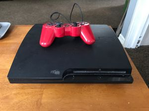 PS3 with remote for Sale in Columbus, OH