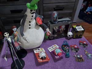 Nightmare before Christmas bundle for Sale in Lynwood, CA