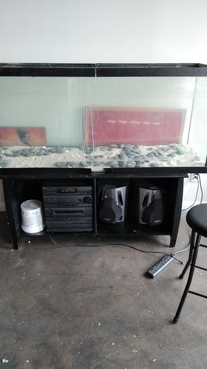 Extremely large glass tank for Sale in Dallas, TX