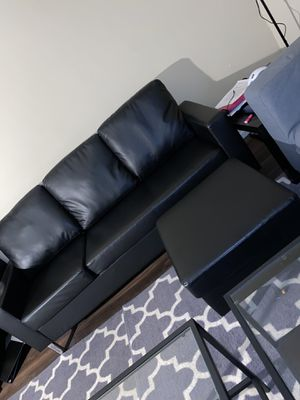 IKEA Furniture set couches/sofa, and coffe tables for Sale in Portland, OR