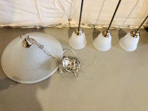 Light fixture bundle for Sale in Aldie, VA