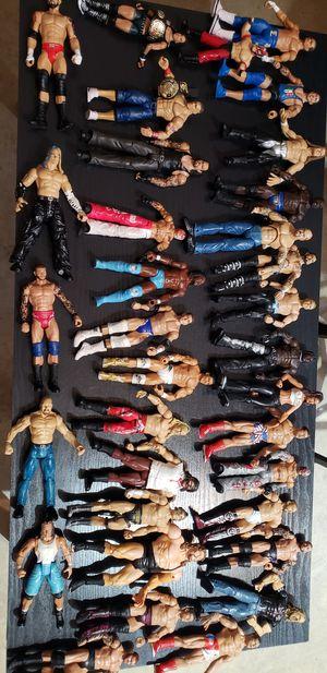34 WWE Wrestler Figurines for Sale in Virginia Beach, VA
