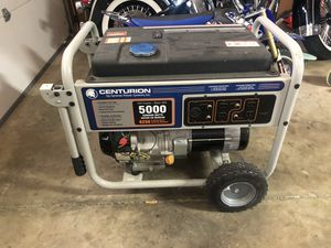Centurion Generator 5000 for Sale in Belleville, IL