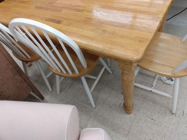 5 seat kitchen table