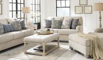 🦋🦋Traemore Linen Living Room Set 🦋🦋