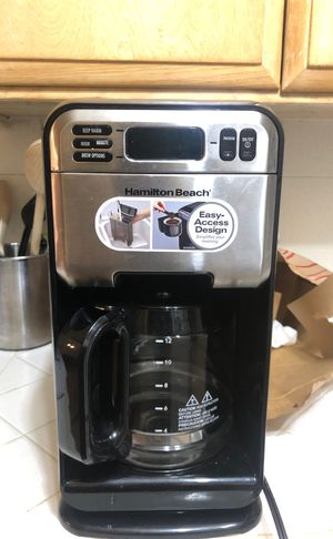 Hamilton Beach Coffee Maker for Sale in Los Angeles, CA
