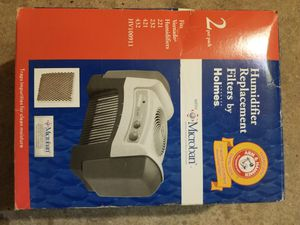 Arm & Hammer vronado humidifier filter refills for Sale in Brookline, MA