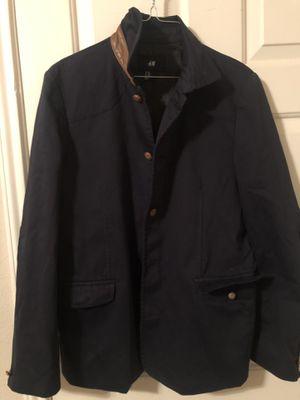 Men's Blazer Jacket Overcoat Sweater for Sale in Austin, TX