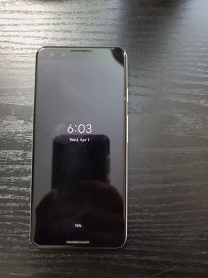Google Pixel 3 64GB Black (Unlocked) for Sale in Midvale, UT