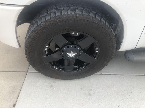 Rims Tires