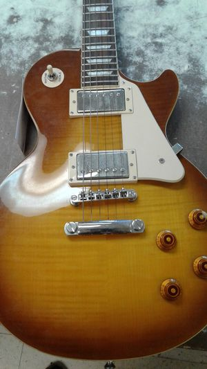 Epiphone les Paul standard for Sale in Lubbock, TX
