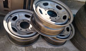 Ford F150 wheels 17s $50 for all 4 for Sale in Lorain, OH