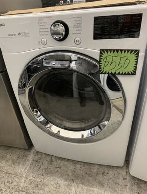 New LG Front Load Gas Dryer for Sale in Orange, CA