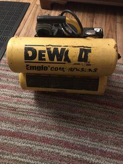 Dewalt emglo compressor for Sale in Harrisburg,  PA