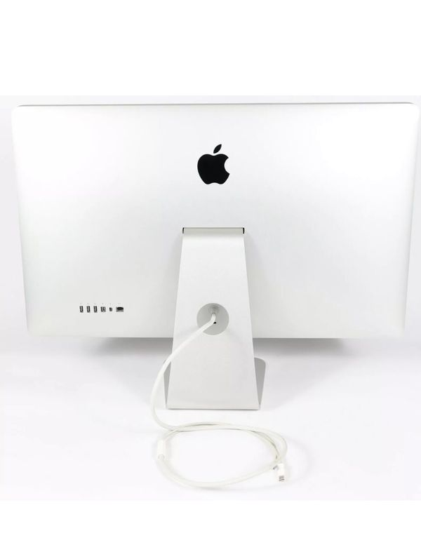 iMac thunderbolt Apple Thunderbolt Display A1407 27 Inch 2560x1440 LCD Widescreen Monitor w/ Cord