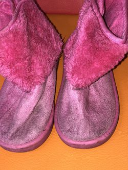 Free- Toddler Girl Boots Size 8 for Sale in Cleveland,  OH