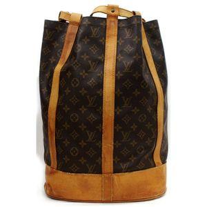 Authentic Louis Vuitton Randonnee GM M42244 Brown Monogram Shoulder Bag 11388 for Sale in Plano, TX