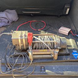 8,000 Ramsey Winch for Sale in Issaquah,  WA