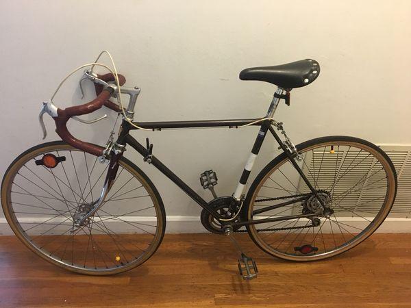Vintage Road Bike with Accessories!