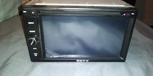 Savvy double din Car Stereo brand new!!! for Sale in Anaheim, CA