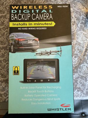 Wireless back up camera for Sale in Houston, TX