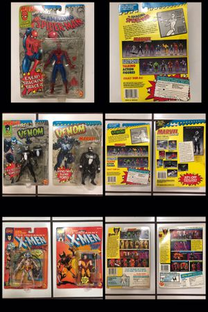 Marvel Toy Biz action figures for Sale in Tempe, AZ
