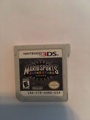 Nintendo 3ds Mario sports for Sale in Visalia, CA