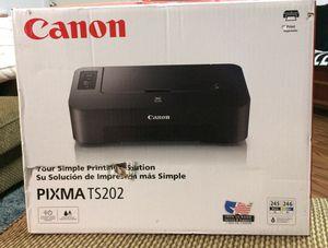Canon PIXMA TS202 Printer for Sale in Little Rock, AR