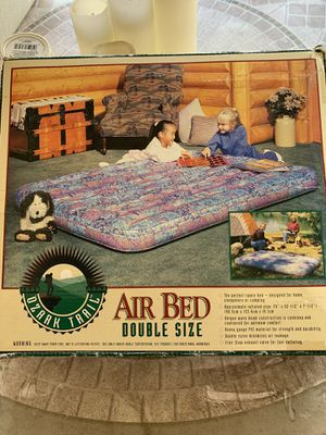 Double air mattress for Sale in Redlands, CA