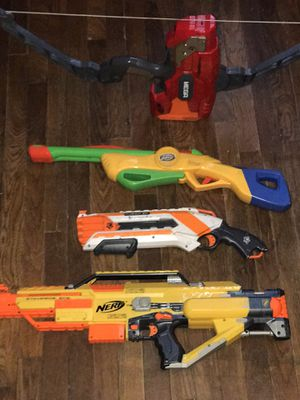 Nerf guns for Sale in Fort Worth, TX