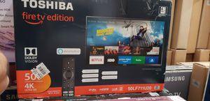 "Toshiba 50"" 4k UHD Smart Fire LED Tv for Sale in Garden Grove, CA"