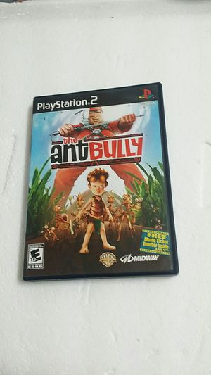 The ant bully, PS2 for Sale in El Cajon, CA