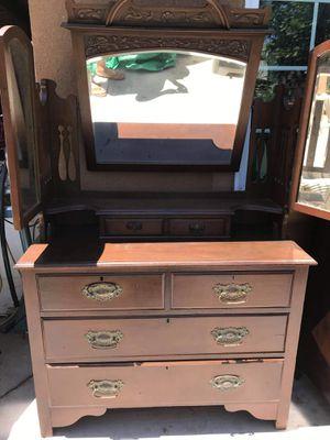 Dresser / Vanity / antique for Sale in Riverside, CA