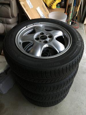175/65 R15 Mini Cooper Wheels Michelin x-Ice for Sale in Portland, OR