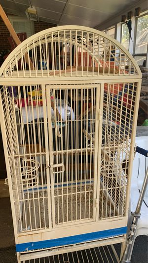 Bird cage for sale used for Sale in Marlow Heights, MD