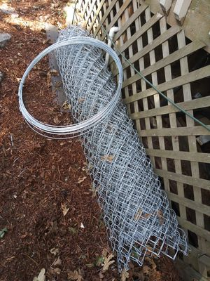 5 ft x 23 ft Chain Link Fence for Sale in Salem, OR