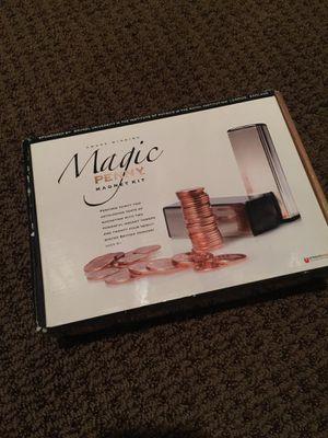 Magic Penny Magnet Kit for Sale in Pasadena, CA