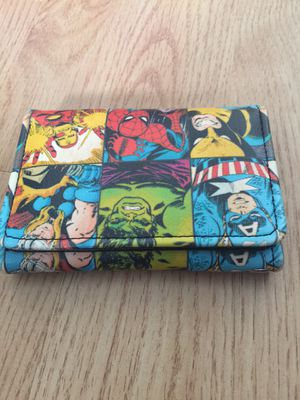 Marvel Comics Wallet for Sale in Fresno, CA