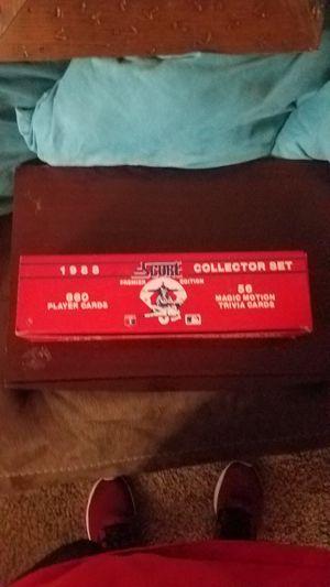 1988 SCORE COMLETE FACTORY SET for Sale in Cincinnati, OH