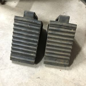 4 Wheel Chocks for Sale in Ontario, CA