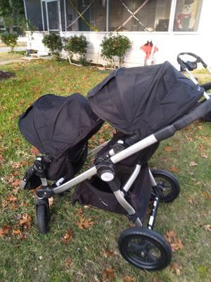 City select double stroller for Sale in Dallas, TX