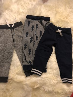 Gymboree joggers toddler size 3t for Sale in Bakersfield, CA