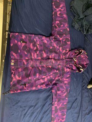Purple Bape windbreaker for Sale in Selinsgrove, PA