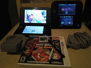 Bundle of Nintendo 2DS and 3DS XL WITH GAMES for Sale in Kissimmee, FL