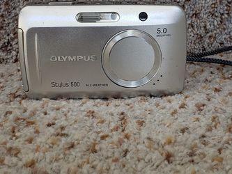 Olympus Stylus 500 Digital/Video mode for Sale in Wenatchee,  WA