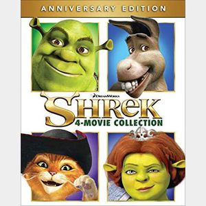 Shrek 4-Movie Collection for Sale in Phoenix, AZ