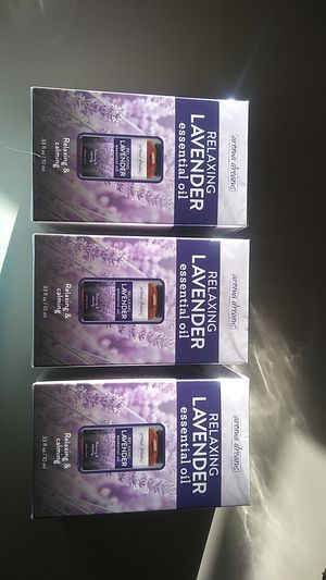 Lavender essential oils for Sale in Hollywood, FL