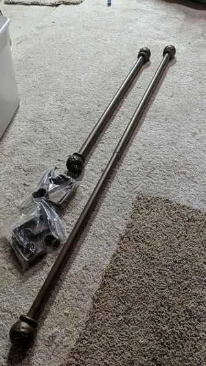 Curtain rods for Sale in Evansville, IN