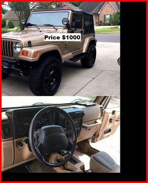 ֆ1OOO Jeep Wrangler for Sale in Huntington Beach, CA